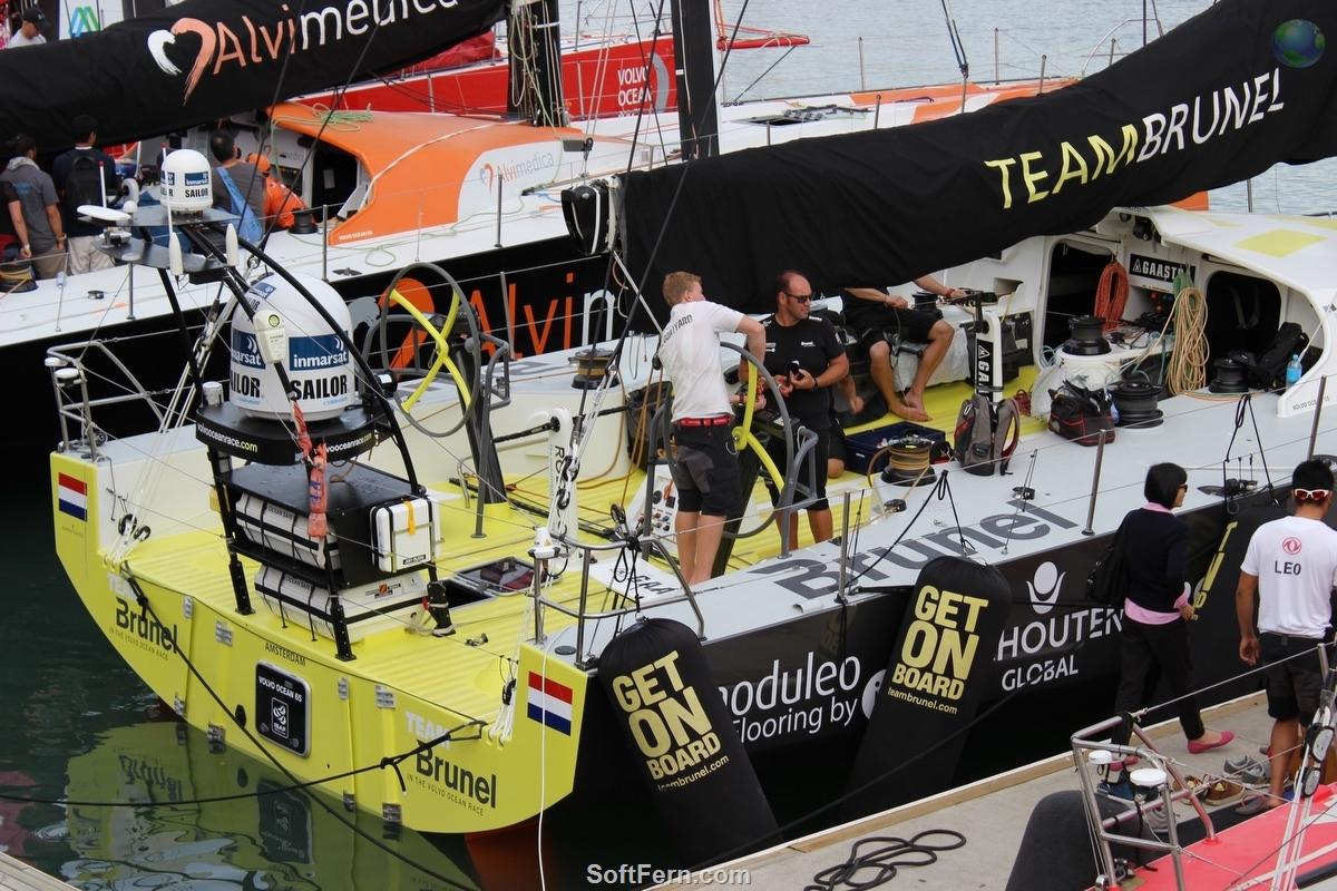 Volvo Ocean Race – The New Zealand Herald Auckland In-Port ...