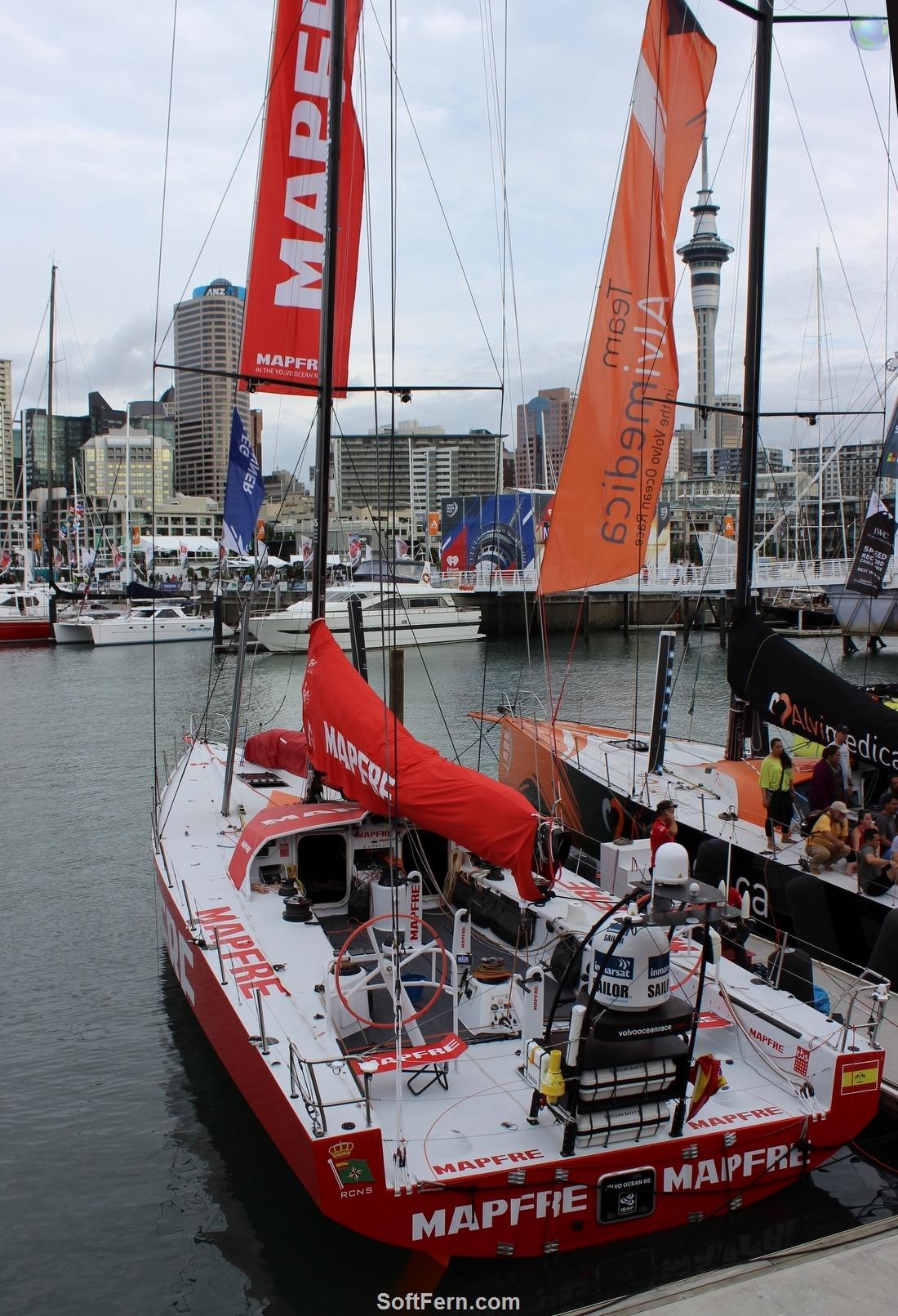 Volvo Ocean Race – Leg 5 start postponement? … 20 PHOTOS | softfern